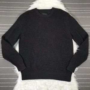 All Saints Hardor Crew sweater